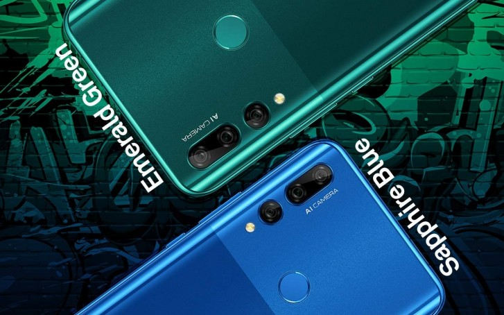 Huawei Y9 Prime (2019) appears on Amazon, to arrive on