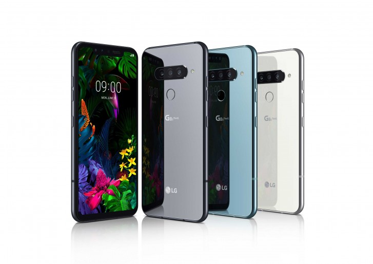 The LG G8S ThinQ is rolling out globally