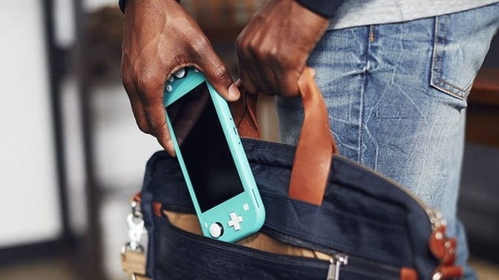 Nintendo announces Switch Lite - a cheaper, handheld version of the original Switch