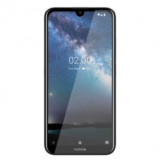 Nokia 2.2 front and rear