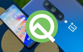 OnePlus 7, 7 Pro, 6, and 6T get third Android Q Developer Preview