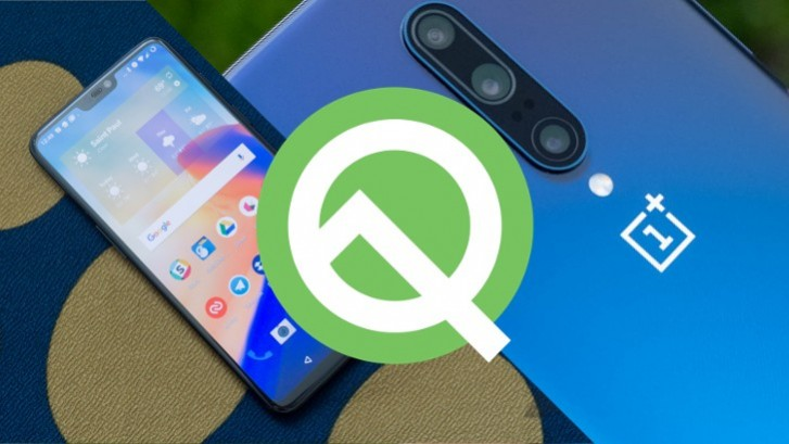 OnePlus 7, 7 Pro, 6, 6T get Android Q Developer Preview 3