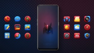 Realme X Spider-Man Edition comes with a special Spider-Man themed UI
