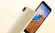 Redmi 7A gets Foggy Gold color option