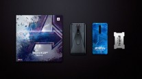 Box contents of Redmi K20 Pro Avengers Limited Edition