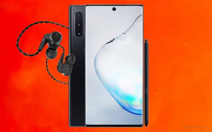 Samsung to unveil wired noise-cancelling headphones alongside Galaxy Note10