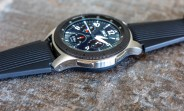 New Samsung Galaxy Watch update adds improved swim tracking