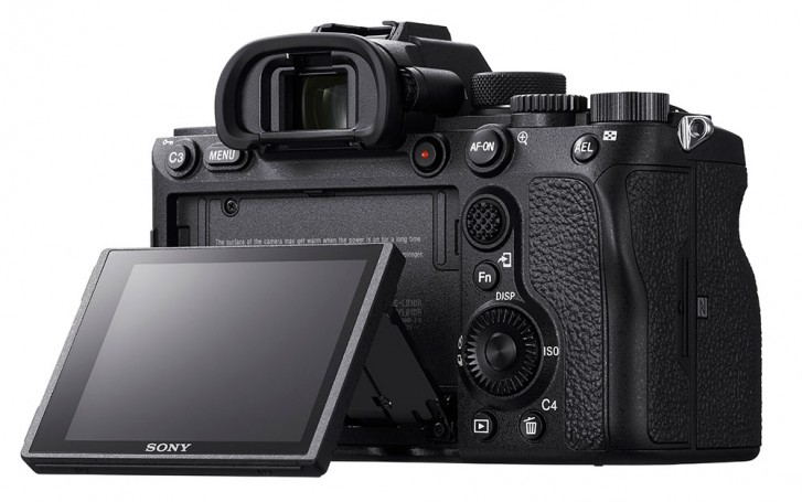 Sony announces A7R IV full-frame mirrorless camera with 61MP sensor