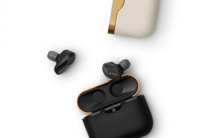 sony unveils wf-1000xm3 true wireless noise-cancelling earbuds