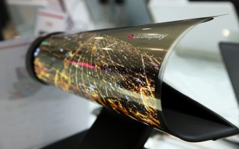 Sony working on a rollable Xperia with 10x zoom camera, rumor claims