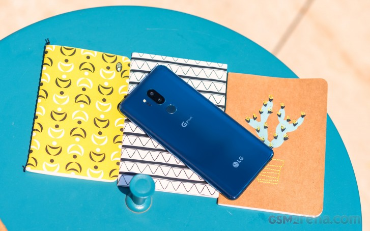 LG G7 ThinQ gets Android 9 Pie update on US Cellular - GSMArena com news