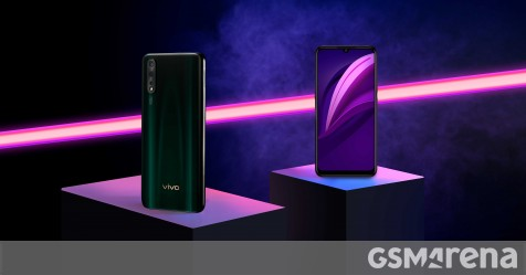 vivo Z5 specs confirmed, Snapdragon 712 SoC and 48MP video camera in tow thumbnail