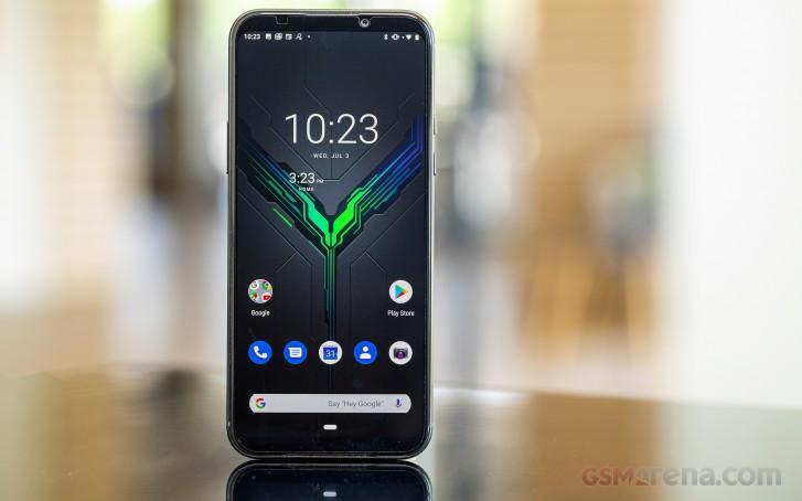 Xiaomi Black Shark 2 in for review - GSMArena com news