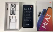 Live images of Xiaomi Mi A3 and its retail box confirm specs and design