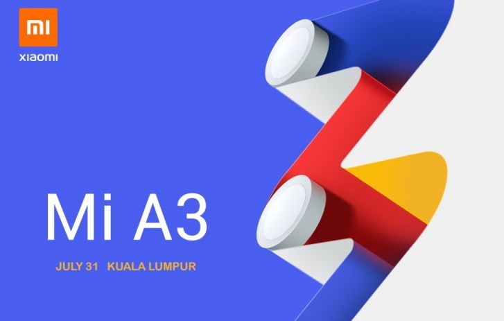 Mi A3 Asian debut scheduled for July 31 in Malaysia