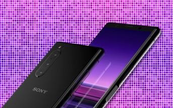 Sony Xperia 1R (J8220) UA profile points to a 5K display, 5,040 x 2,160px