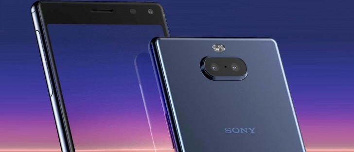 Images of a Sony Xperia 20 case show the phone will keep the extra thick top bezel