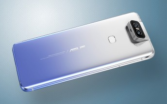 New update fixes Asus Zenfone 6 camera rotation issues, improves image quality