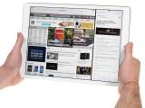 Apple Ipad Pro review: Holding with two hands works best for browsing