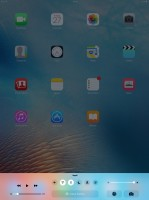 Apple Ipad Pro review: Control center