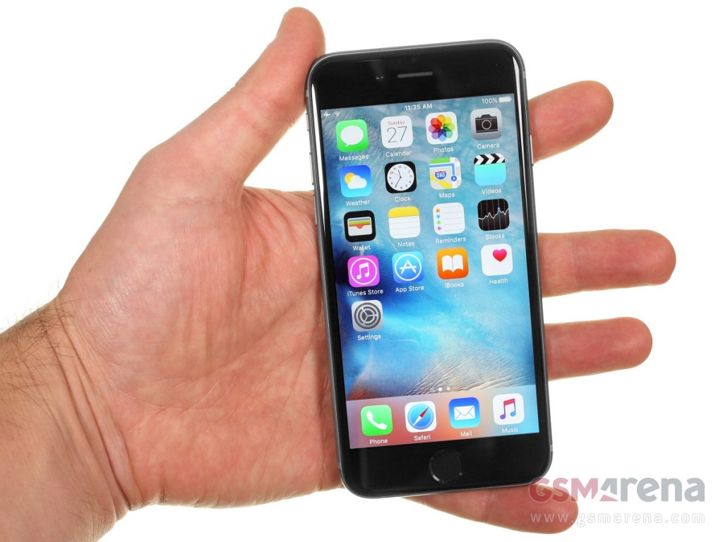 Apple iPhone 6s pictures, official photos