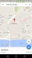 Blackberry Priv review: Google Maps
