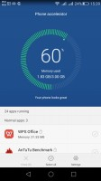 The Phone Manager app houses many important features under one roof - Huawei G8 review