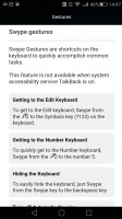 Huawei Mate S review: Huawei keyboard with Swype integration