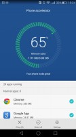 Huawei Mate S review: The Phone Manager app houses many important features under one roof