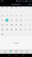 Huawei Mate S review: Calendar