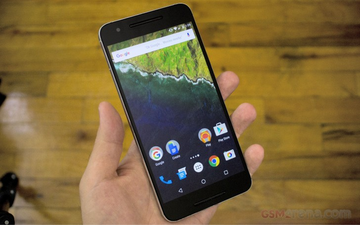 Huawei Nexus 6p review