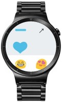 Huawei Watch review: Draw emoji feature