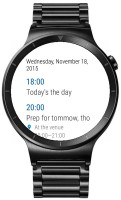 Huawei Watch review: Agenda app