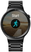 Huawei Watch review: Tracking an exercise