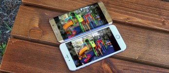 Apple iPhone 6s Plus vs. Samsung Galaxy S6 edge+: Double positive