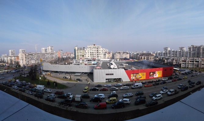 Lenovo Vibe Shot panorama sample - Lenovo Vibe Shot review