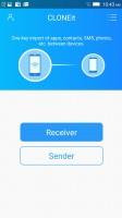 CLONEit facilitates changing phones - Lenovo Vibe Shot review