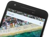 LG Nexus 5x review: earpiece grille on top