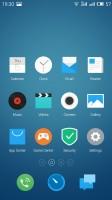Meizu Pro 5 Review review: Homescreen