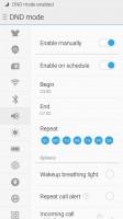 Meizu Pro 5 Review review: DND mode
