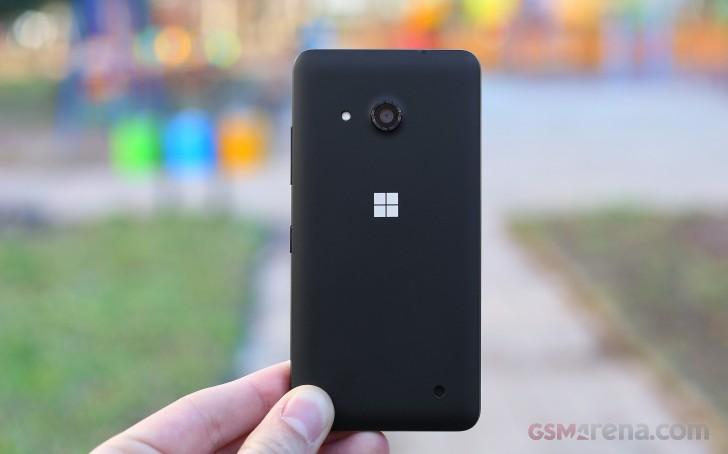 microsoft lumia 550 фото