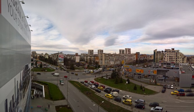 Microsoft Lumia 950 review: A 50MP panoramic sample