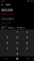 Microsoft Lumia 950 review: Calculator
