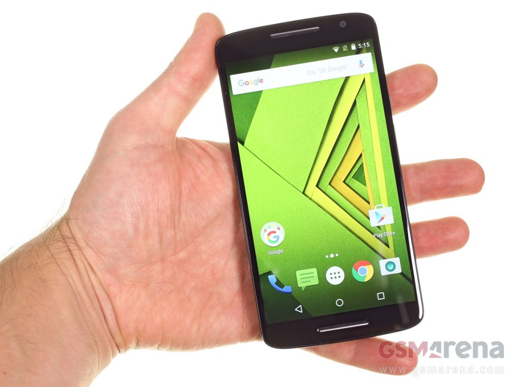 Motorola Moto X Play Dual SIM Pictures Official Photos