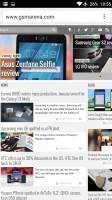 OnePlus X review: Google Chrome