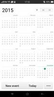 Calendar - Oppo R7s review