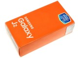 Samsung Galaxy J2 review: The Galaxy J2 retail box