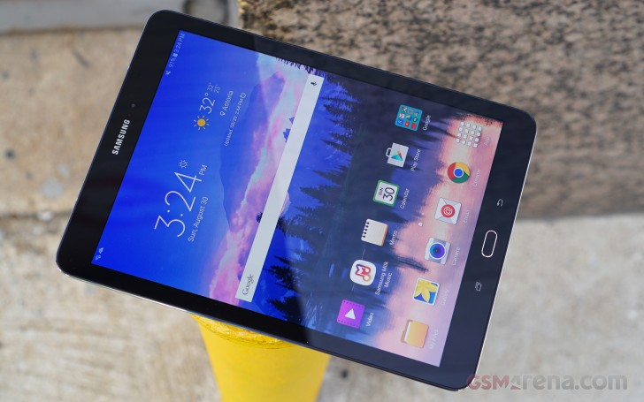 Samsung Galaxy Tab S2 9.7 preview