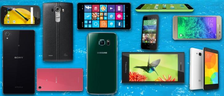 GSMArena smartphone buyer's guide: July 2015: €200-€300