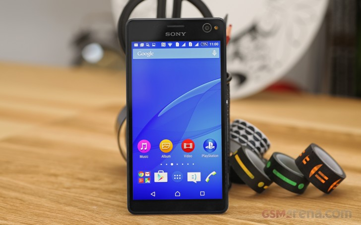 Xperia C Specification Sony Xperia C4 Dual re...